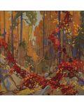 Puzzle Pomegranate de 1000 piese - Coroana toamnei, Tom Thomson - 2t