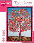 Puzzle Pomegranate de 300 piese - Copacul indragostitilor, Paul Heussenstamm - 1t