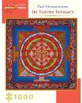 Puzzle Pomegranate de 1000 piese - Intimitatea Sri Yantra, Paul Heussenstamm - 1t
