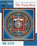 Puzzle Pomegranate de 500 piese - Yin Yang Bear, Paul Heussenstamm - 1t