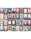 Puzzle  Ravensburger de 1500 piese - Fatada in Portugalia - 2t