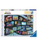 Puzzle Ravensburger de 1000 piese - Banda de film Disney - 1t