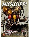 Neuroshima Hex 3.0 Board Game: Mississippi Expansion - 1t