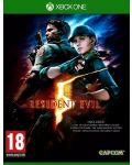 Resident Evil 5 (Xbox One) - 1t