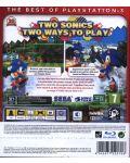 Sonic Generations - Essentials (PS3) - 4t