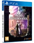 Sword of the Necromancer (PS4) - 1t