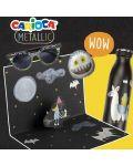Tempera Carioca - Temperello metallic, 6 culori - 2t