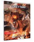 Joc de rol Dungeons & Dragons - Tyranny of Dragons:The Rise of Tiamat Adventure (5th Edition) - 1t