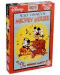 Puzzle Educa de 1000 piese - Sarbatoarea lui Mickey Mouse - 1t