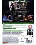Ultimate Action Pack - Just Cause 2, Sleeping Dogs, Tomb Raider (Xbox 360) - 4t