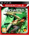 Uncharted: Drake's Fortune - Essentials (PS3) - 1t