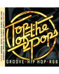 Various Artists - Top Of the Pops, Groove Hip Hop & R&B (CD Box) - 1t