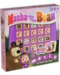 Joc cu carti si cuburi Top Trumps Match - Masa și ursul - 2t