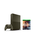 Xbox One S 1TB + Battlefield 1 Special Edition - 9t