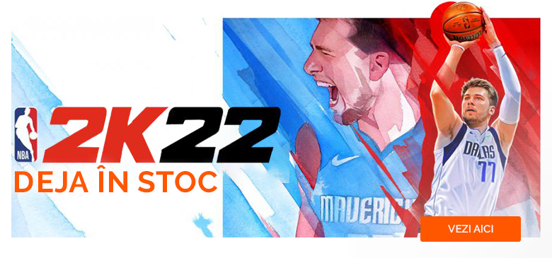 NBA2k22 - Deja în stoc