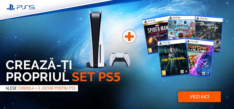 Set PlayStation 5